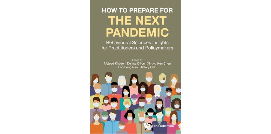 prepare for next pandemic book cover