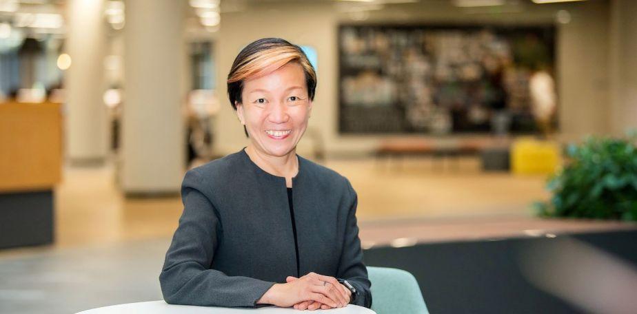 Professor May Tan-Mullins