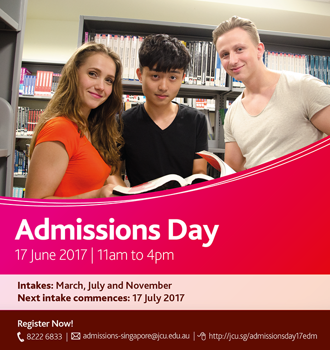 Admissions Day June 2017