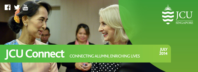 JCU Connect | Connecting Alumni, Enriching Lives