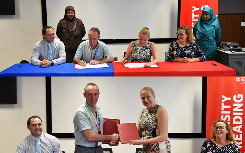 JCU signs MOU with UoRM