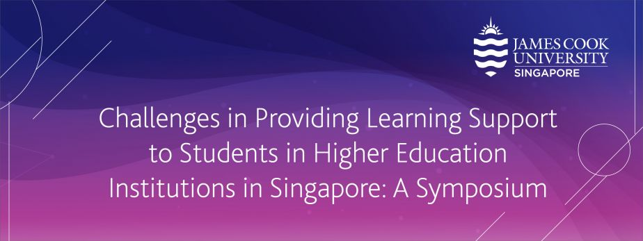 JCU's Learning Centre first symposium in Singapore