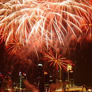 Singapore - Fireworks