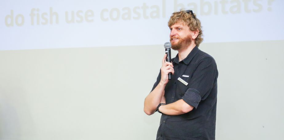 Dr Neil Hutchinson shares his insights on how our actions impact our oceans, and the challenges we face in protecting them.