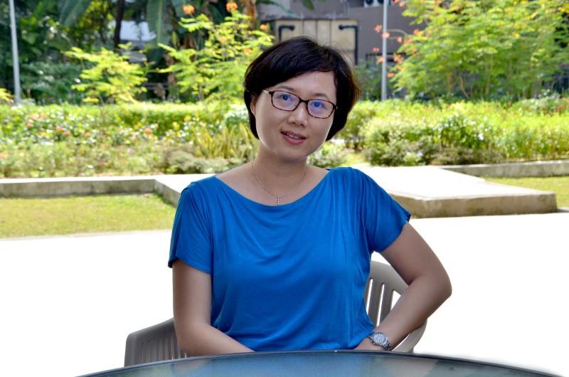Dr Zhang Huiping