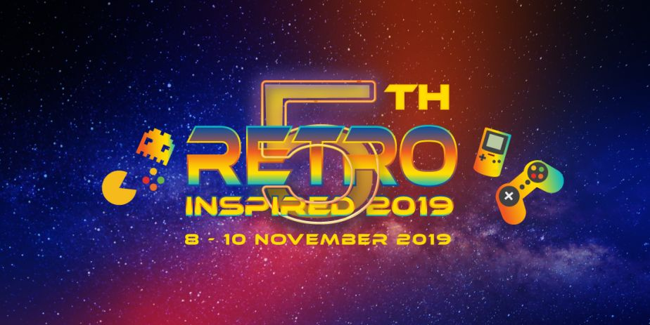 JCU's 5th Retro Inspired event in 2019