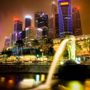 Singapore - Night