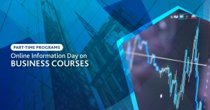 Online Information Day for Business Courses - Part-Time  image