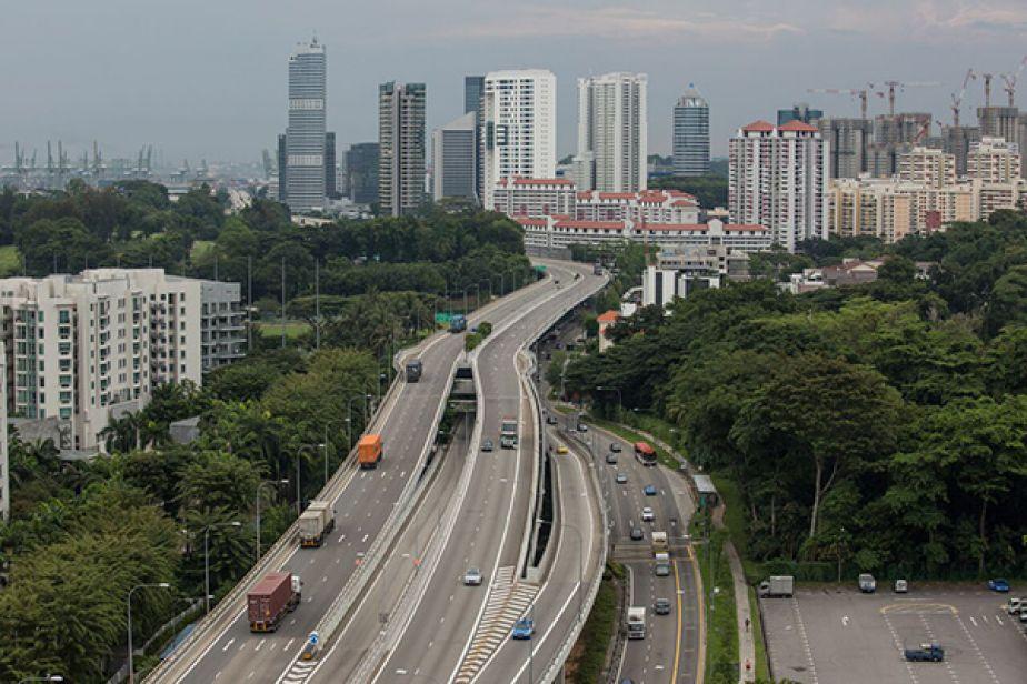 Singapore's roads