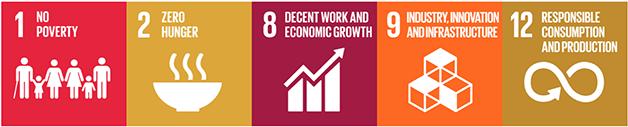 Sustainable Development Goals diagram