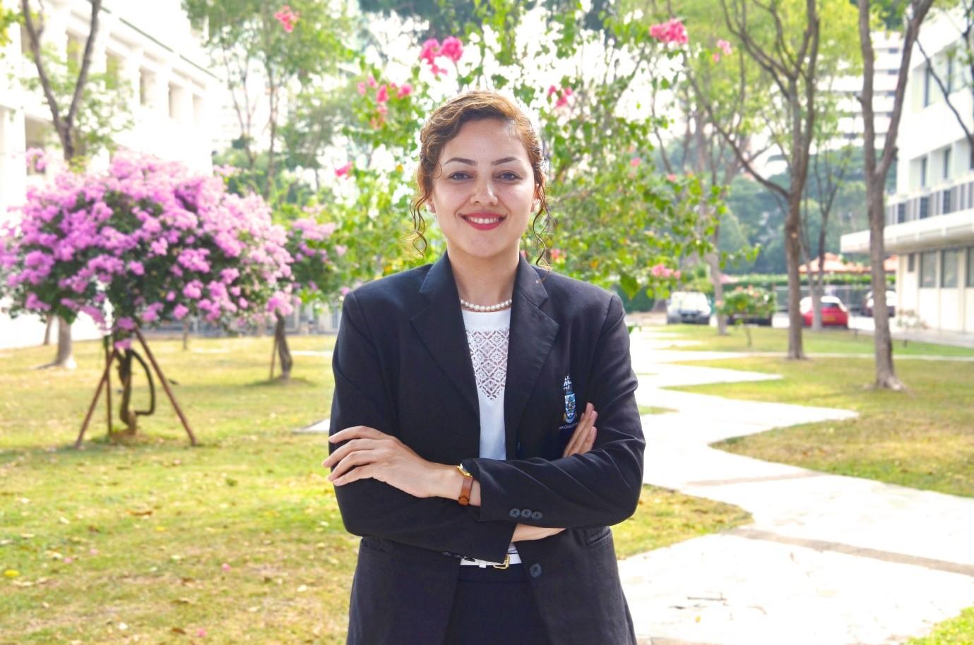 Dr Zohre Mohammadi