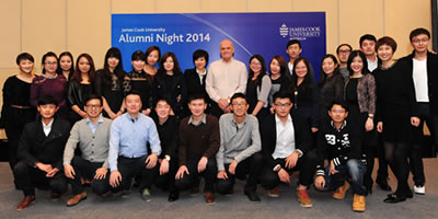 James Cook University, Alumni Night 2014 (China)