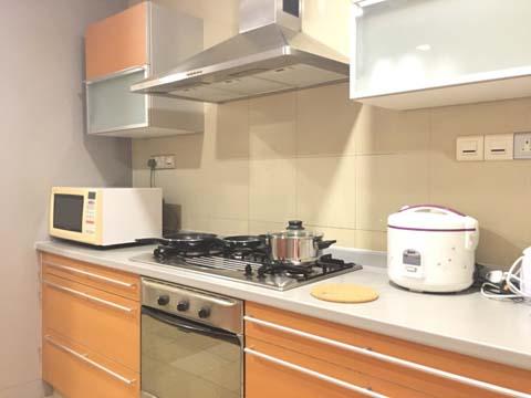 Hullet - Kitchen