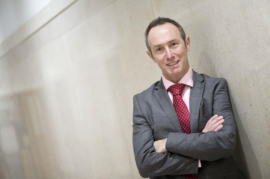 Professor Chris Rudd OBE
