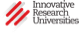 Innovative Research Universities logo